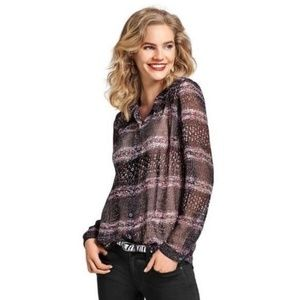 CAbi NEW 3249 Flowing Paris Blouse